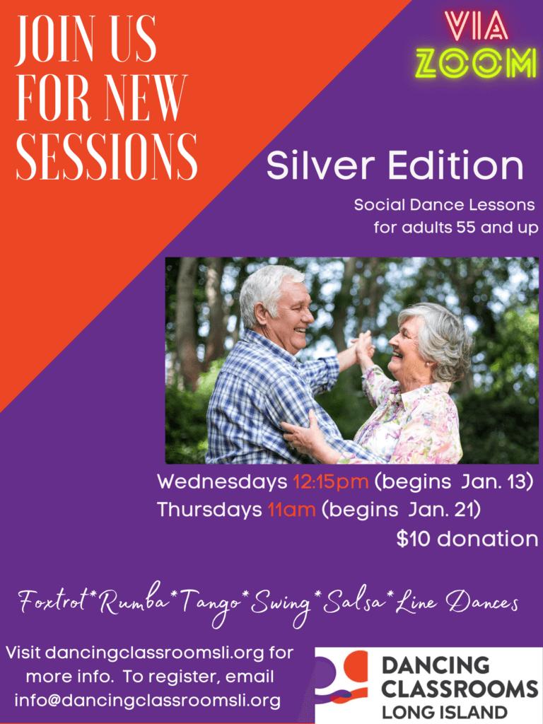 Open Silver Edition Classes